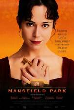 MANSFIELD PARK Movie POSTER 27x40 Frances O'Connor Jonny Lee Miller Alessandro