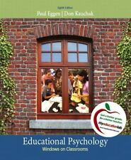 Educational Psychology: Windows on Classrooms (8th Edition) Eggen, Paul, Kaucha