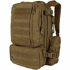 Condor #169 Tactical MOLLE Convoy Outdoor Hiking Camping Backpack Coyote Brown