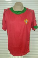 Germany soccer jersey 2006 fifa worldcup Large L german futbol shirt red green