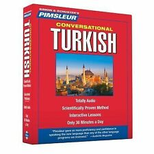 Instant Conversation: Conversational Turkish : Learn to Speak and Understand...