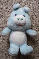 Rare Vintage Care Bear Prototype Treat Heart Pig Plush 1984