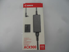 GENUINE CANON Digital Camera AC Adapter Kit ACK900