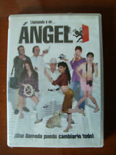 LLAMANDO A UN ANGEL Region code1&4 Audio in Spanish USED DVD JULIO BRACHO
