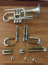 York Professional Model Cornet Overhauled Bb/A-lower price!