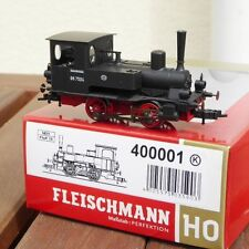 Fleischmann 400001 steam locomotive BR 98.75 bayer.D VISchwarze Anna DRG Ep. 2