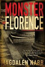 The Monster of Florence (A Florentine Mystery) Nabb, Magdalen Hardcover