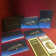 2013 Honda Civic Owners Manual with service and Navigation manual and case