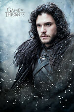 GAME OF THRONES JON SNOW POSTER 91.5 X 61CM 100% OFFICIAL MERCHANDISE