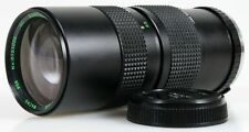 85-210MM F/3.8 FOR OLYMPUS W/ REAR CAP