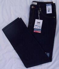 MENS LEE MODERN SERIES STRAIGHT FIT STRAIGHT LEG BLUE JEANS  34 x 30 NEW  TAGS