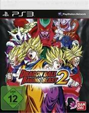 Playstation 3 DragonBall Raging Blast 2 Neuwertig
