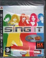 Disney Sing It! Camp Rock Videogioco Playstation 3 PS3 Sigillato 8717418181307