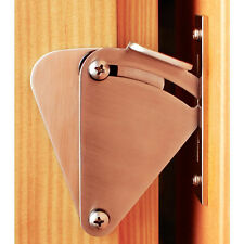 Stainless Steel Lock For Sliding Barn Wood Door Hardware Bolt Latch silvery Mini