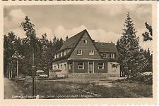Grenzlandbaude bei Johanngeorgenstadt, Erzgeb.-Foto-Ak-Franz Landgraf, Nr. 10195