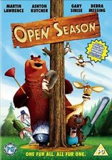 OPEN SEASON - DVD - REGION 2 UK