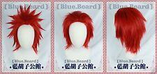Game My Boku no Hero Academia Eijirou Kirishima Costume Cosply Wig (Need styled)