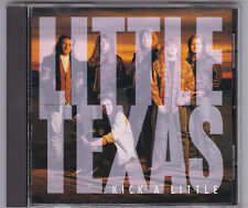 LITTLE TEXAS-KICK A LITTLE CD ALBUM 1994