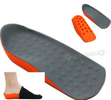 "2cm/0.8"" Higher Secret Height Increase Lift Half Insole In Sock Shoes Pad SP002"