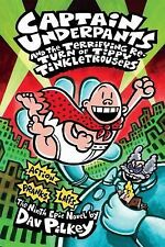 Captain Underpants: Captain Underpants and the Terrifying Return of Tippy...