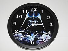Star Wars Darth Vader 10 Inch Plastic Wall Clock