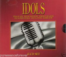 V/A - Idols (Female) (UK 125 Tk Six CD Album Box Set) (Sld)