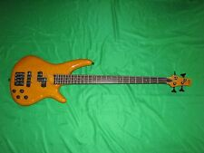 1998 Ibanez SDGR SR Series Natural Finish Active Bass Made in Japan