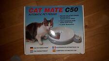 C50 Cat Mate Automatic Pet Feeder