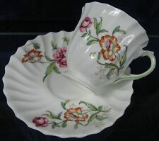 Vintage Royal Doulton Clovelly Cup & Saucer