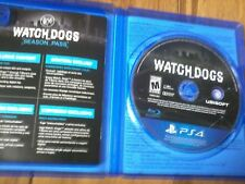 Watch Dogs (Sony PlayStation 4, 2014)