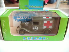 Eligor Ford V8 Ambulance USA 1934 in Army Green on 1:43 in Box