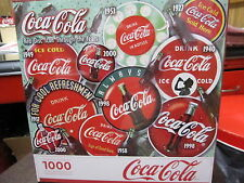 "Coca Cola Puzzle 1000 Pieces  ""Coca-Cola Logo""- **LAST ONE**"