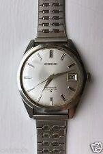 Vintage Seiko 6602-8050 Mechanical Waterproof Watch
