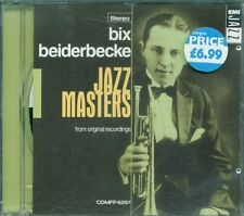 Bix Beiderbecke – Jazz Masters From The Original Recordings Cd Eccellente