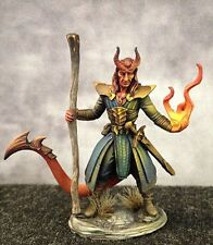 DARK SWORD MINIATURES - DSM7456 Demonkin Fighter Mage