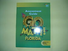 Go Math! Florida Assessment Guide Grade 1 @2015