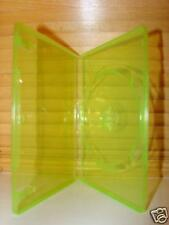 Case: XBox 360 - 1 - For 1 Disc  Transparent Green