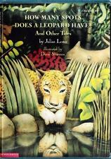 How Many Spots Does A Leopard Have? And Other Tales-ExLibrary