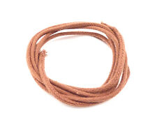 Brown Cloth Covered Wire Solid Core (1m)