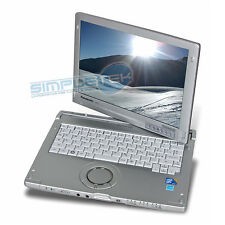 NOTEBOOK COMPUTER PORTATILE PANASONIC CF-C1 GRADO A i5 4GB Toughbook DDR3 Touch