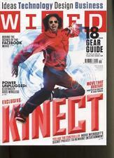 WIRED MAGAZINE - November 2010