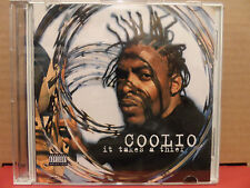 Coolio - It Takes a Thief PROMO CD VG Condition