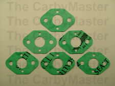 6 x Intake Manifold Gaskets Fits Stihl Hedger,  Blower, Brushcutter, Trimmers ++