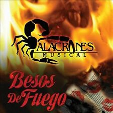 Besos de Fuego * by Alacranes Musical (CD, Dec-2011, Disa)