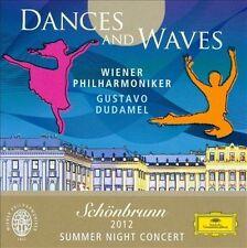 """Dances and Waves: Sch""""nbrunn Summer Night Concert 2012 (CD, Jul-2012, DG Deutsch"""