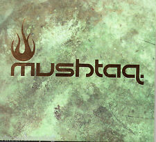 Mushtaq - 6 track promo cd with great cover art