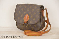 Louis Vuitton Monogram Saint Cloud MM Shoulder Bag M51243 - C05211