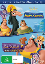 The Emperor's New Groove / The Emperor's New Groove 2: Kronk's New Groove