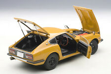 Autoart 1969 NISSAN FAIRLADY Z432 ORANGE in 1/18 Scale. New Release! In Stock!
