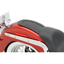 Drag Specialties Smooth Vinyl Fender Bib Skin for 00-10 Harley Softails